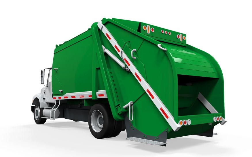 Diamond Bar, CA. Garbage Truck Insurance